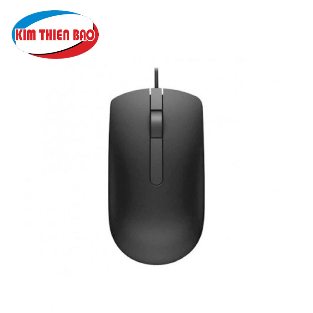 MOUSE DELL Optical USB Port  ( MS 116 )