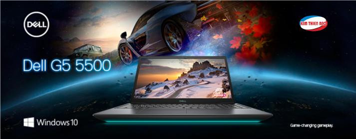 Laptop Dell Gaming G5 - 5500